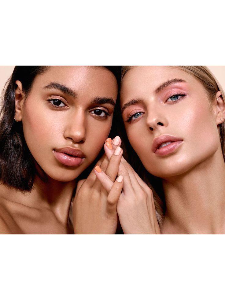 #shopping  #pretty  #girl  #girls  #beauty  #beautiful  #nails  #nail #Kiss #Peach Nails Inc Kiss My Peach Nail Polish Duo
