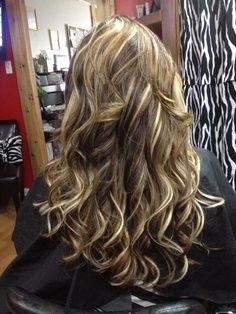 Sinabeauty Amazon Com Blonde Highlights On Dark Hair Hair Highlights Dark Hair With Highlights