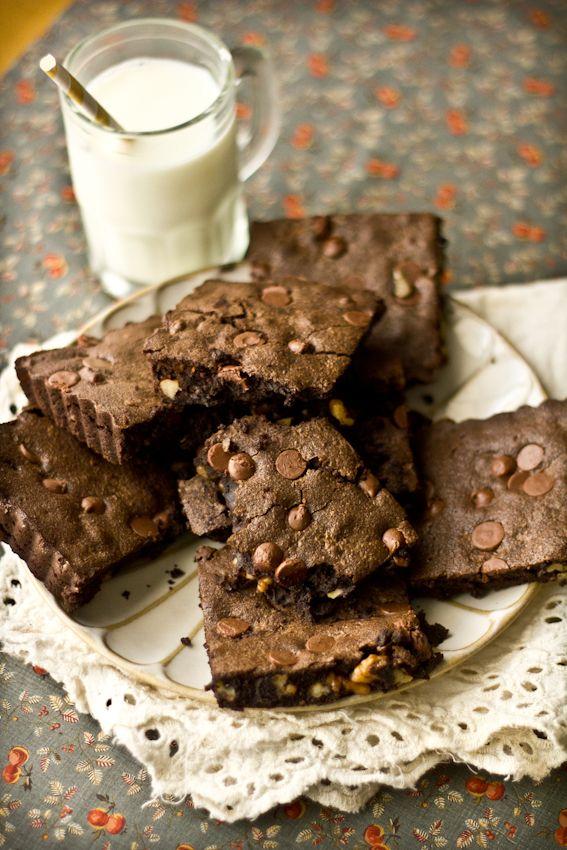 Adventures in Cooking: Chocolate Meltaway Brownies