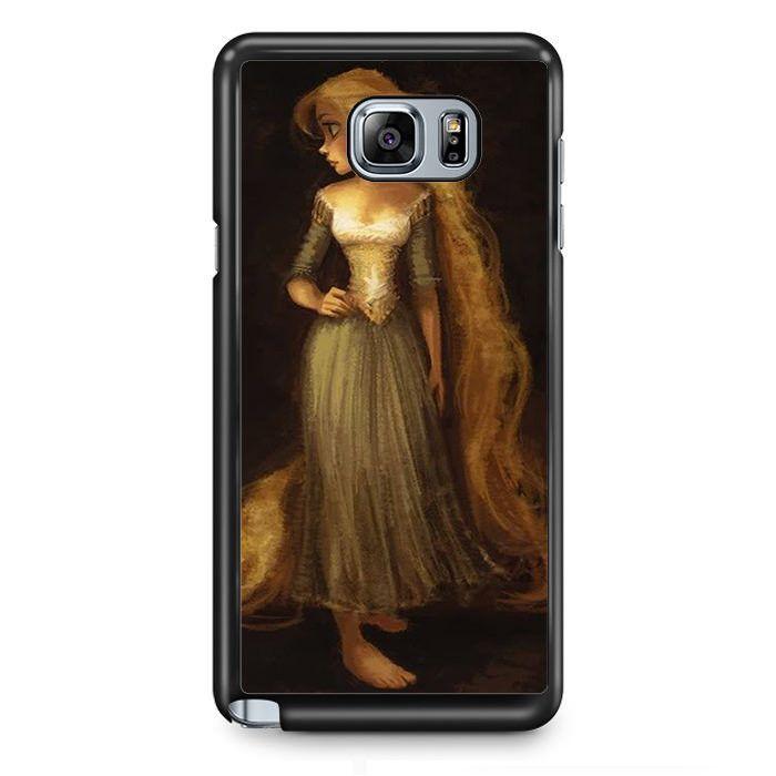 Rapunzel Art TATUM-9157 Samsung Phonecase Cover Samsung Galaxy Note 2 Note 3 Note 4 Note 5 Note Edge