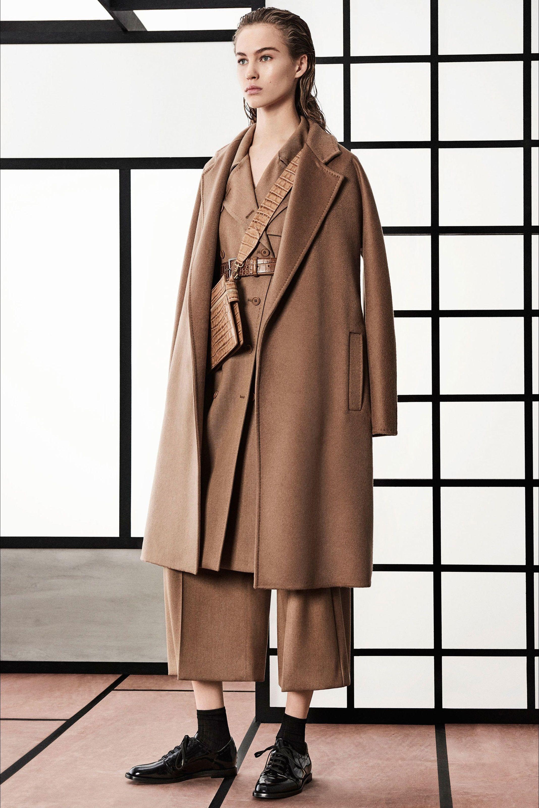 b3a96acd7a13e Sfilata Max Mara New York - Pre-Collezioni Autunno-Inverno 2018-19 - Vogue