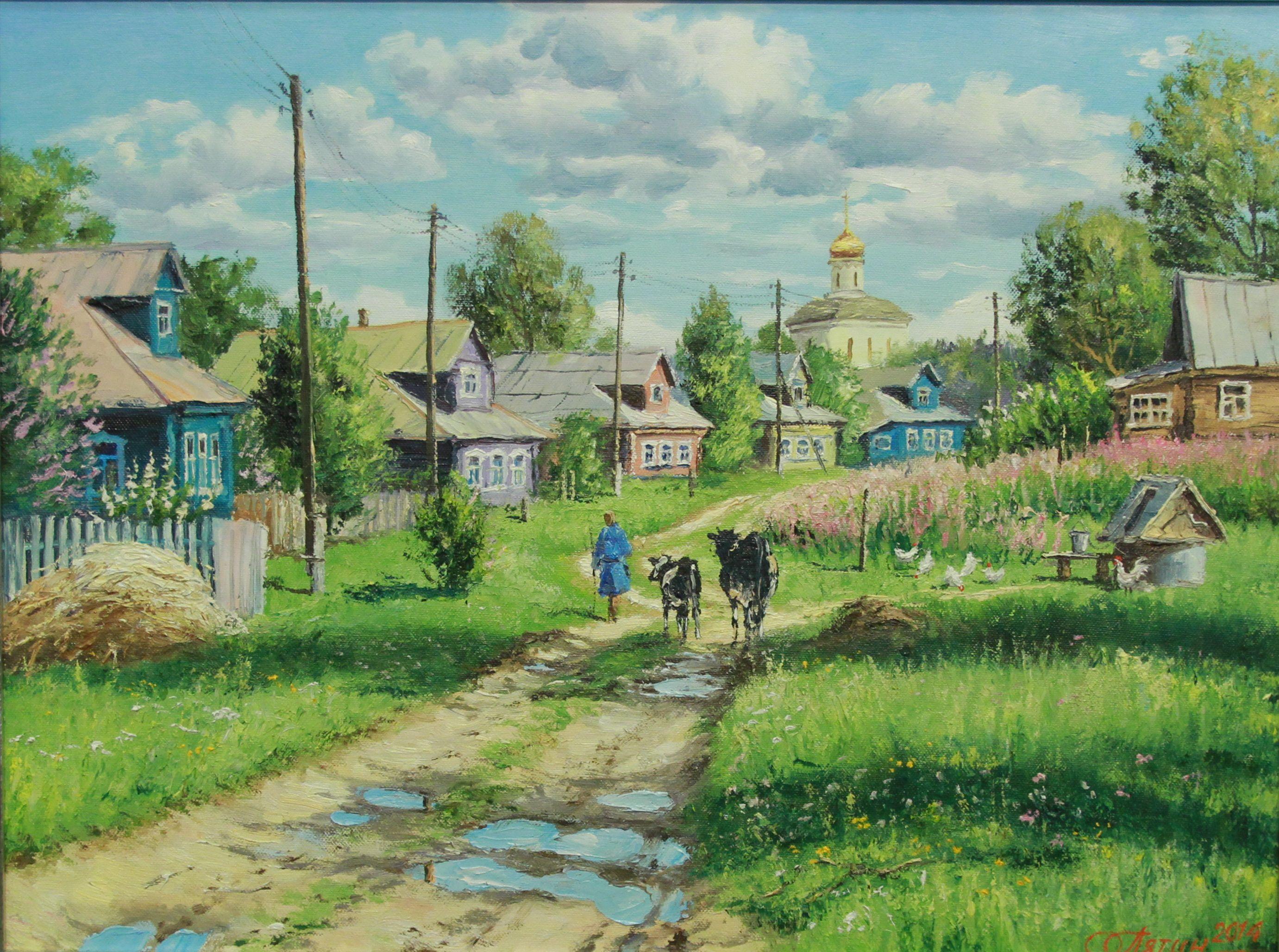 опухоли современная живопись моя россия картинки покупке такого велосипеда
