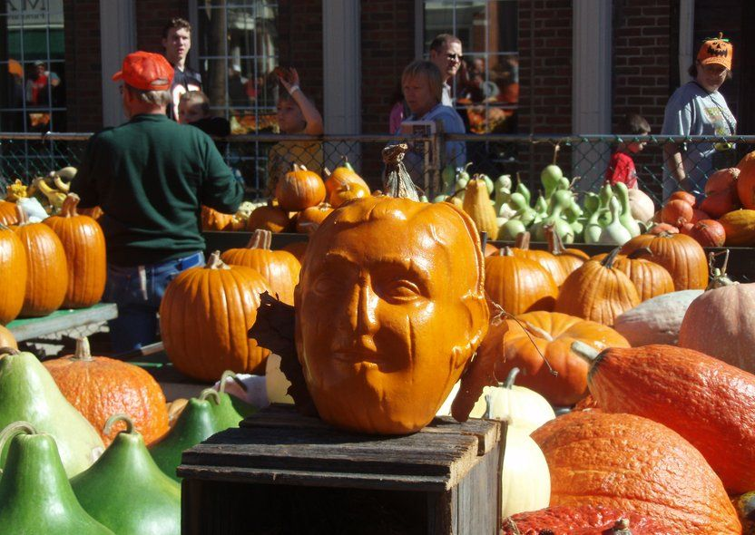 FAMILY EVENTS. Barnesville Pumpkin Festival