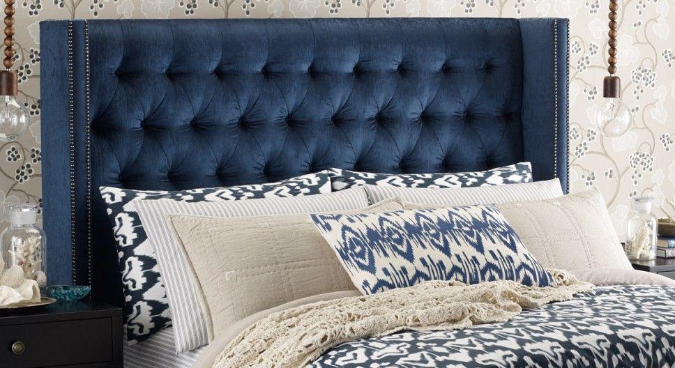 Heatherly Design Upholstered Bedheads Headboards