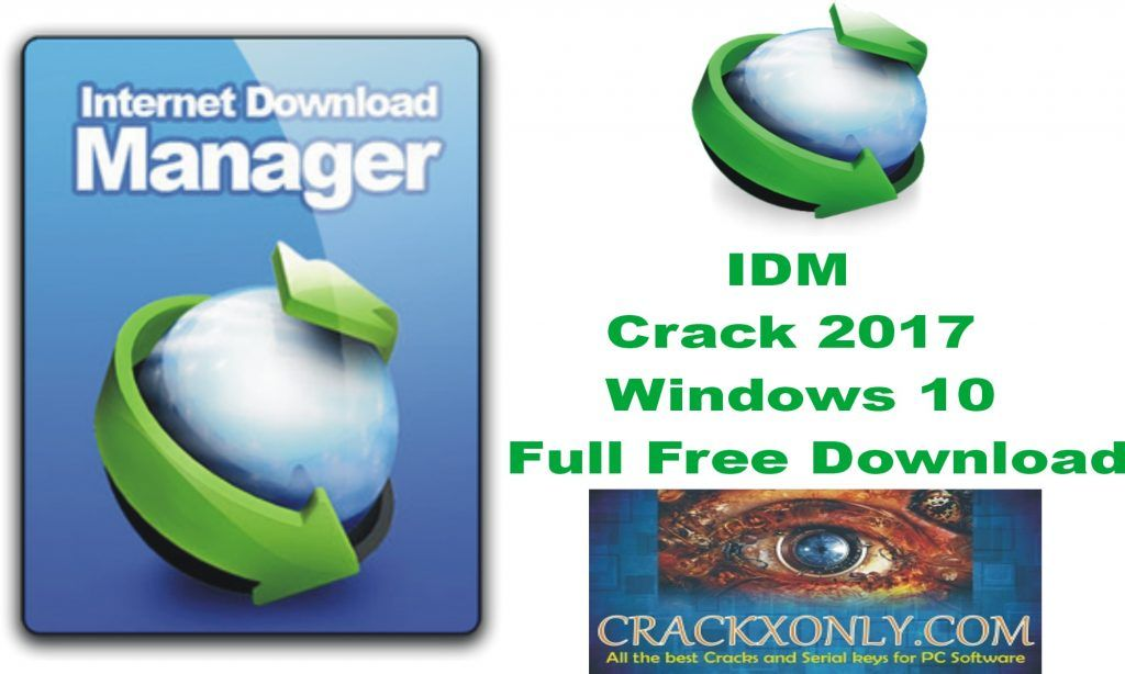 idm crack win 10