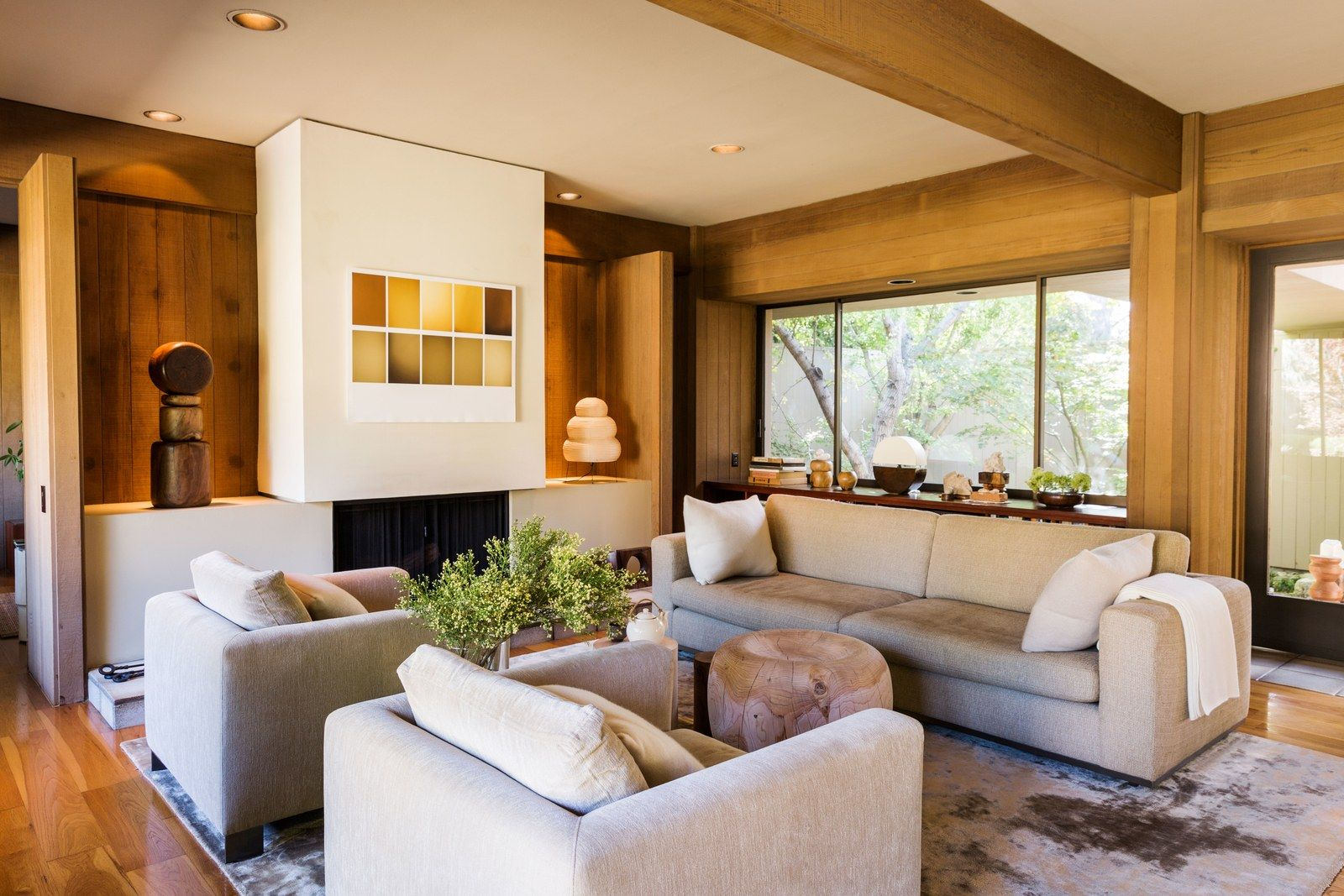 A JapanInspired Modernist Showpiece in California One