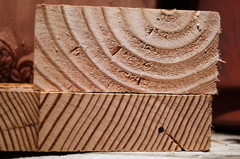 Escritorio de pino oregón americano - Mucha de la madera de los ...