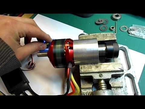 Brushless DC Motor Used For High Speed CNC Spindle | Tech