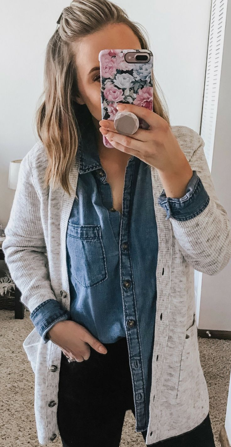 6 Affordable Cardigans You NEED for Fall 2018 | Lo Meyer