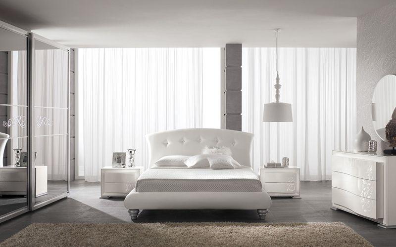 Camera Da Letto Contemporanea Noce : Mdf amichevole eco semplice degli insiemi di camera da letto di