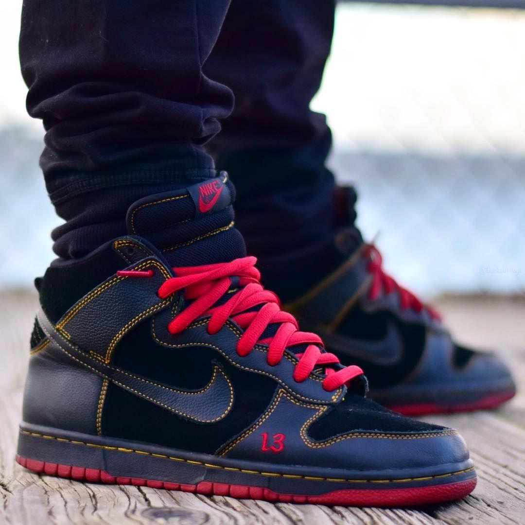 ce3e280a79c Nike Dunk High Pro SB