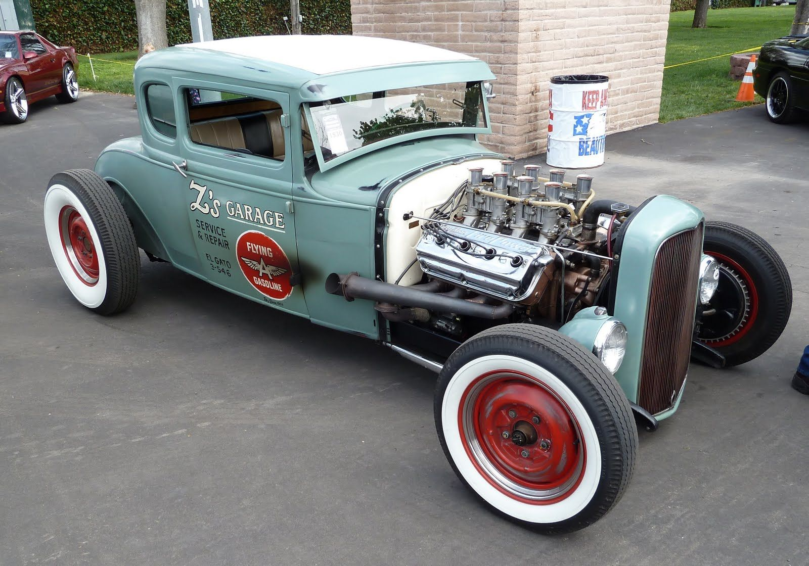 More Hot Rods & Custom Cars In California | Pinterest | Custom cars ...