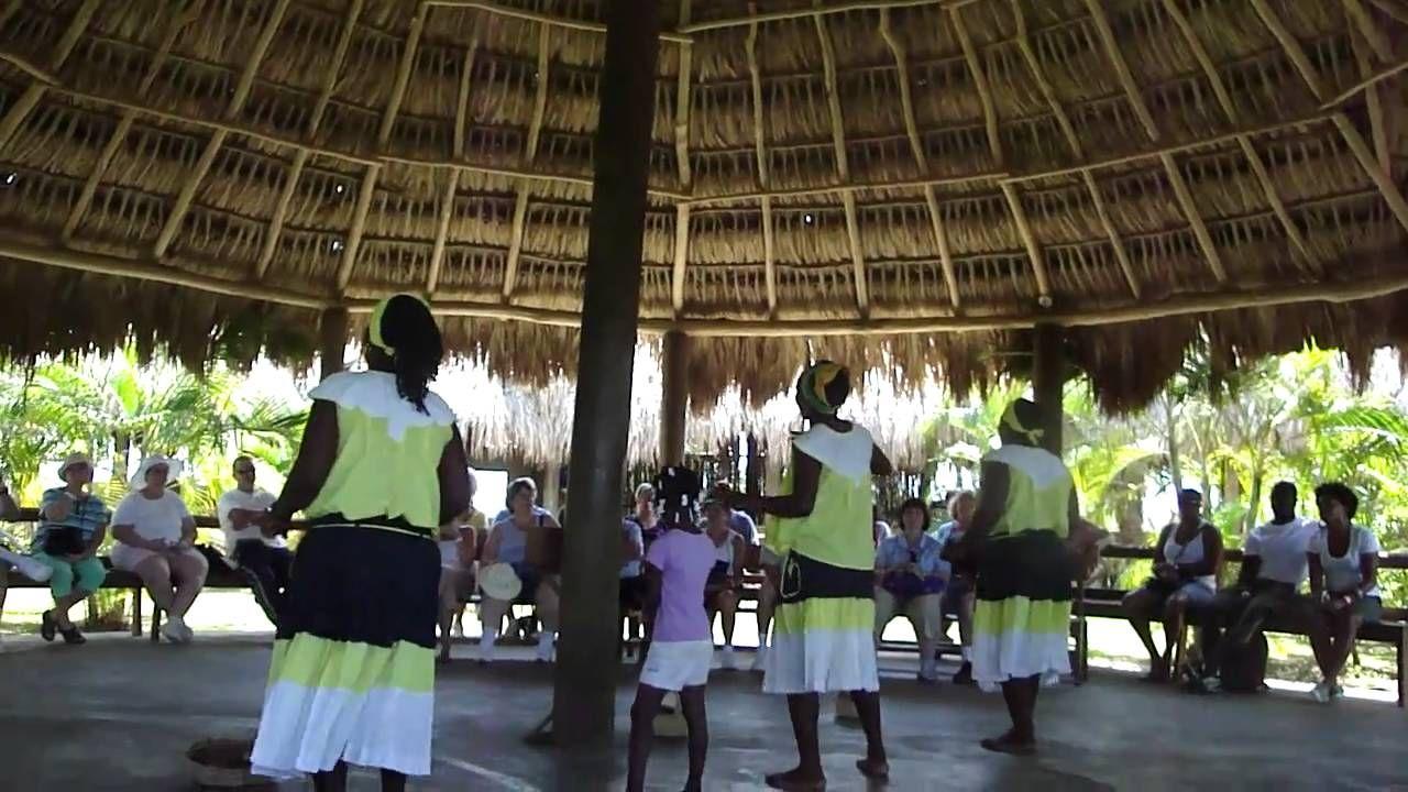 Garifuna People Of Isla Roatan, Honduras * Traditional Music And Dance  Http://