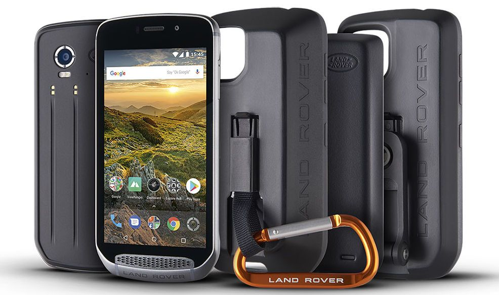 Land Rover Explore rugged phone Announced Release Date