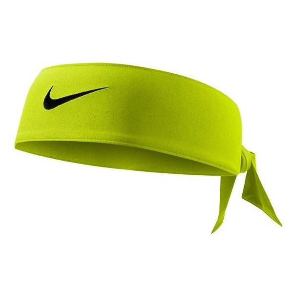 Nike  Head Tie 2.0  Headband ( 10) ❤ liked on Polyvore featuring  accessories 6189b321140