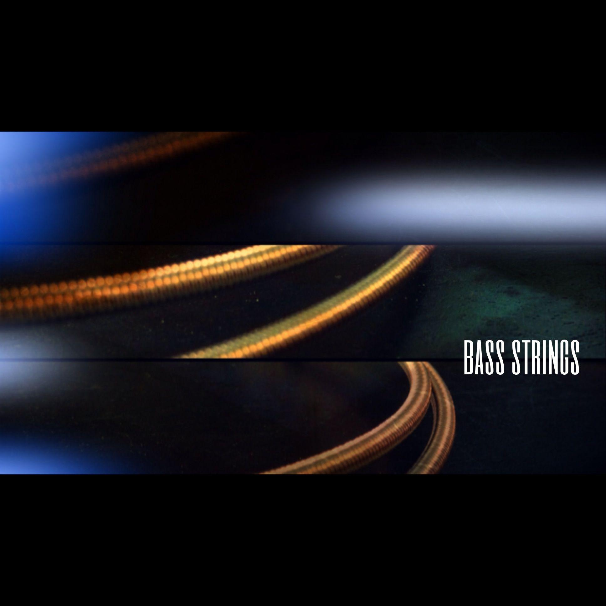 bass strings.