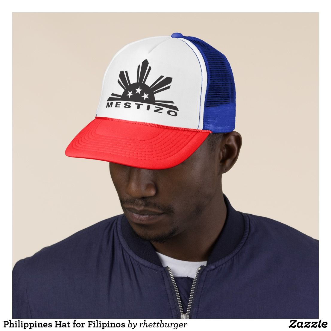 b9dbe72eaff Philippines Hat for Filipinos