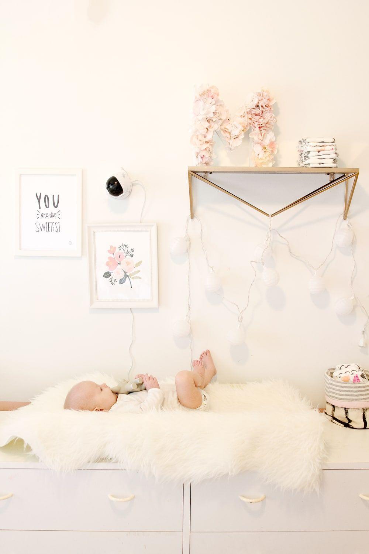 Un Accessoire Pour Chambre De Bebe Peut A La Fois L Equiper Et La