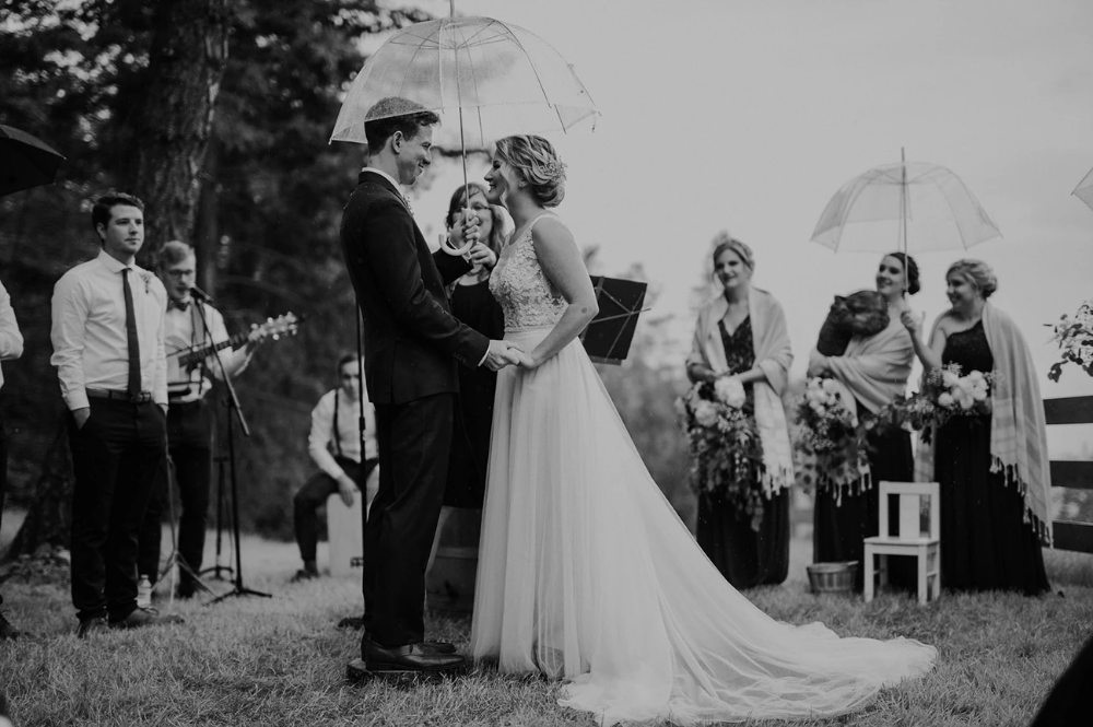 Pin by Barn Up The Hill on Ceremony | Wedding weather ...