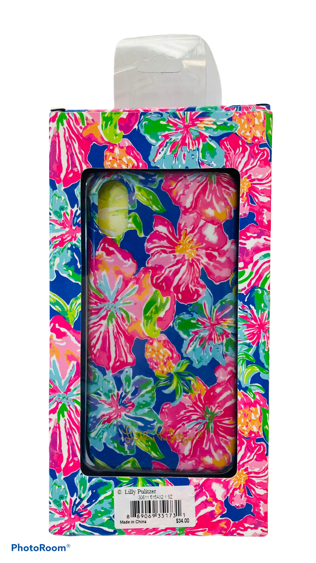 Cm Label By Lilly Pulitzer