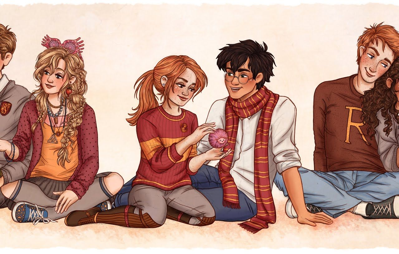 Drawing Harry Potter Characters Youtube Harry Potter Harry