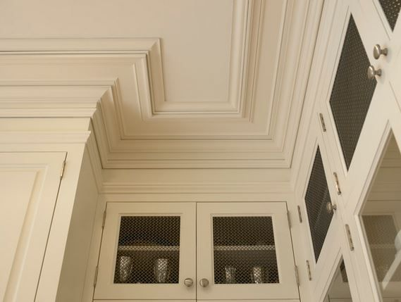 Oh What A Difference Some Trim Makes Ceiling Trim