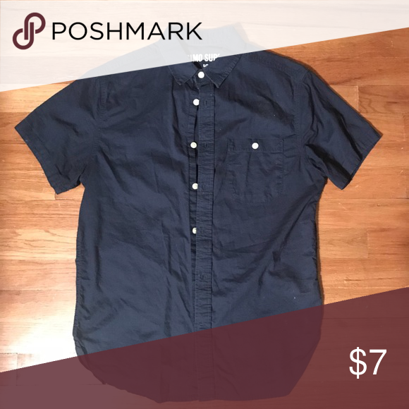 Mossimo Men S Button Up Shirt My Posh Closet Pinterest Shirts