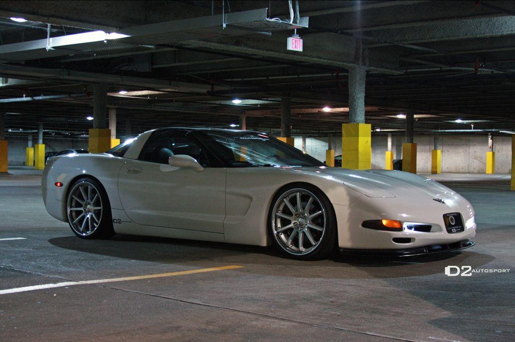 chevrolet corvette c5 on rennen wheels getnmy grownman. Black Bedroom Furniture Sets. Home Design Ideas