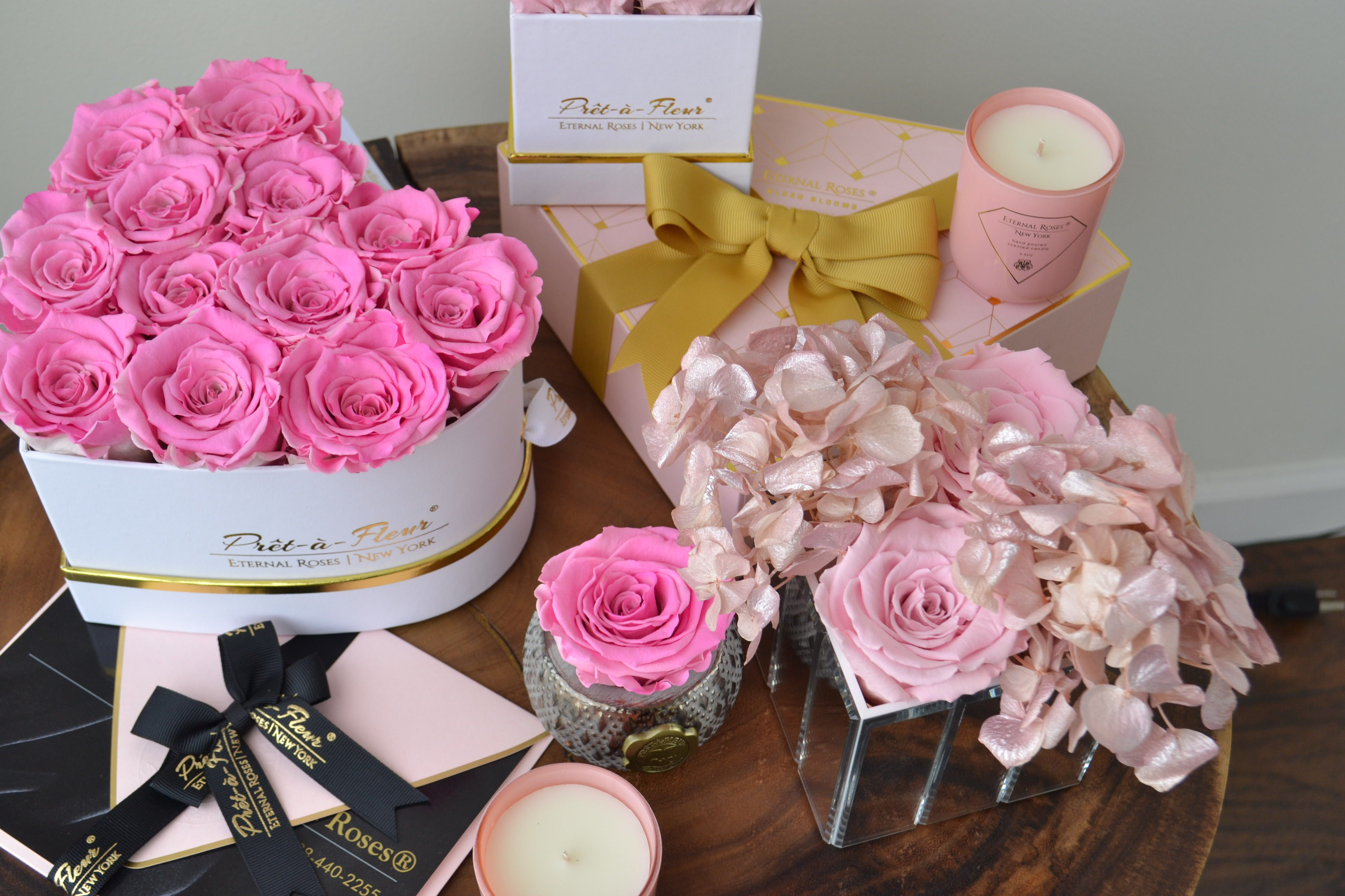 Eternal Roses Make The Best Gift For Any Occasion Or Any Space