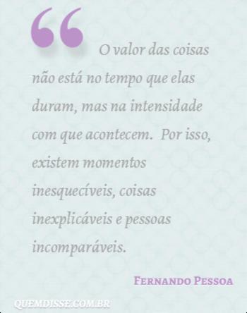 Frase De Fernando Pessoa Ler Pra Crer Pinterest