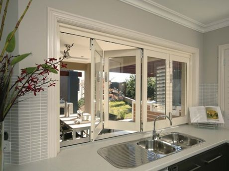 Aluminium Bi Fold Windows Aluminium Windows Aluminium Windows And Doors Home Folding Windows