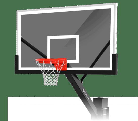 72 Basketball Hoop Fx Pro Free Standing Basketball Goal Basketball Goals Basketball Hoop Basketball Rim