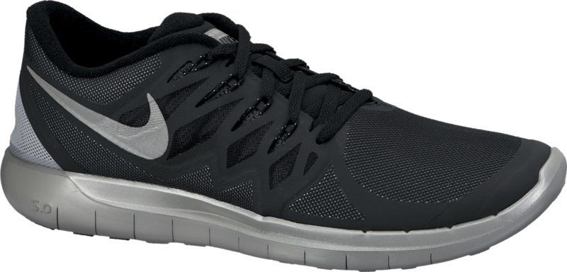 NEW NIKE FREE 5.0 FLASH Reflective H2O REPEL 3M Mens 8.5 Running $120 NIB #Nike #RunningCrossTraining