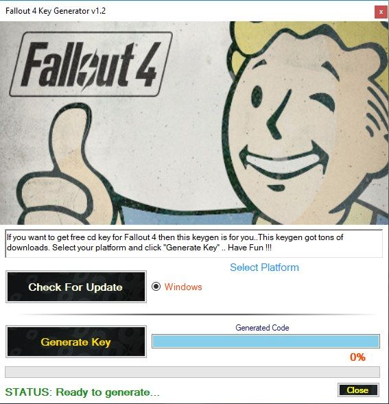 fallout 4 cd key free