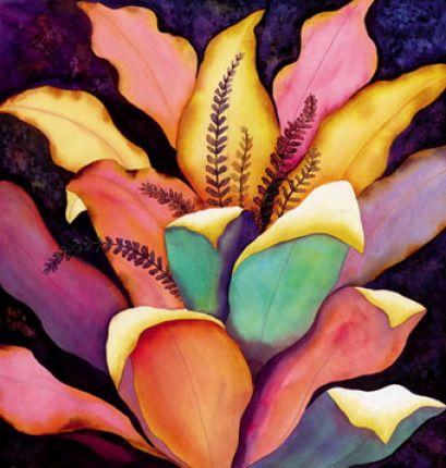 Jocelyn Cheng Art Hawaii Artist