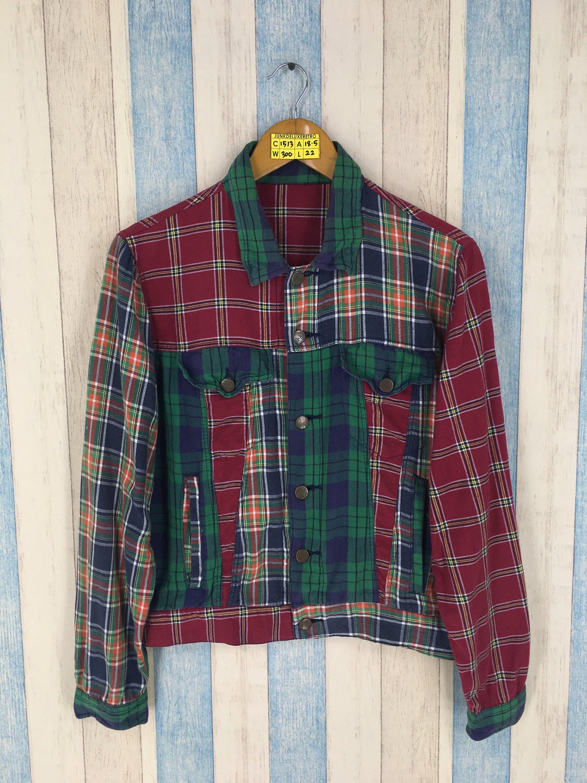 Rebuild Reconstruct Jeans Jacket Trucker Women Small Vintage Etsy Denim Jacket Women Jean Jacket Vintage Jacket [ 3000 x 2250 Pixel ]