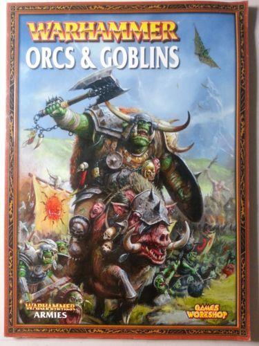 Warhammer Orcs Goblins Armies Book Games Workshop Goblin Warhammer Warhammer Fantasy