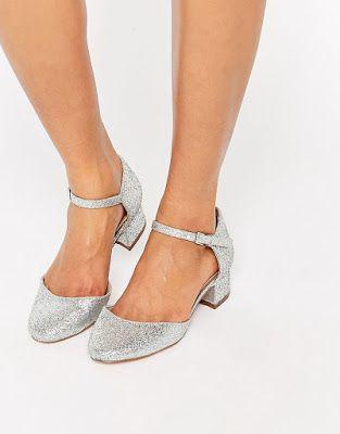 la venta de zapatos mejores zapatillas de deporte Tener cuidado de zapatos plateados para 15 en 2019 | Zapatos tacon bajo ...