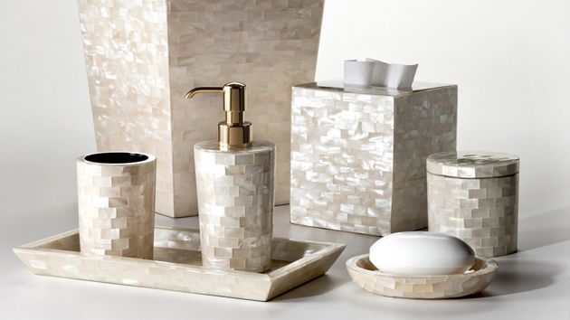 Paradigm Trends Lava Grey Bath Accessories  Bloomingdale's Stunning Bathroom Accessory Set Decorating Design