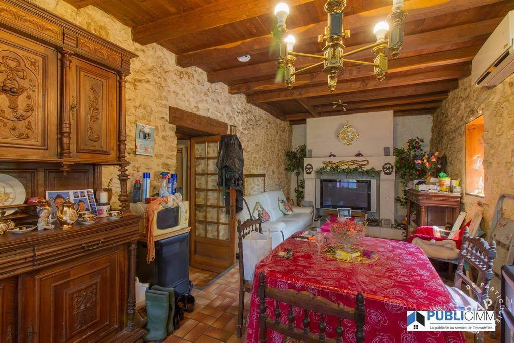 Vente maison 10 m² La Tour-Blanche Cercles - 10 m² - 10.10