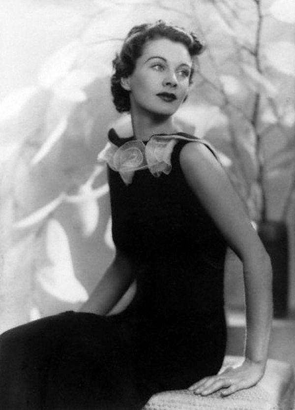 Vivien Leigh  by Bertram Park 1935