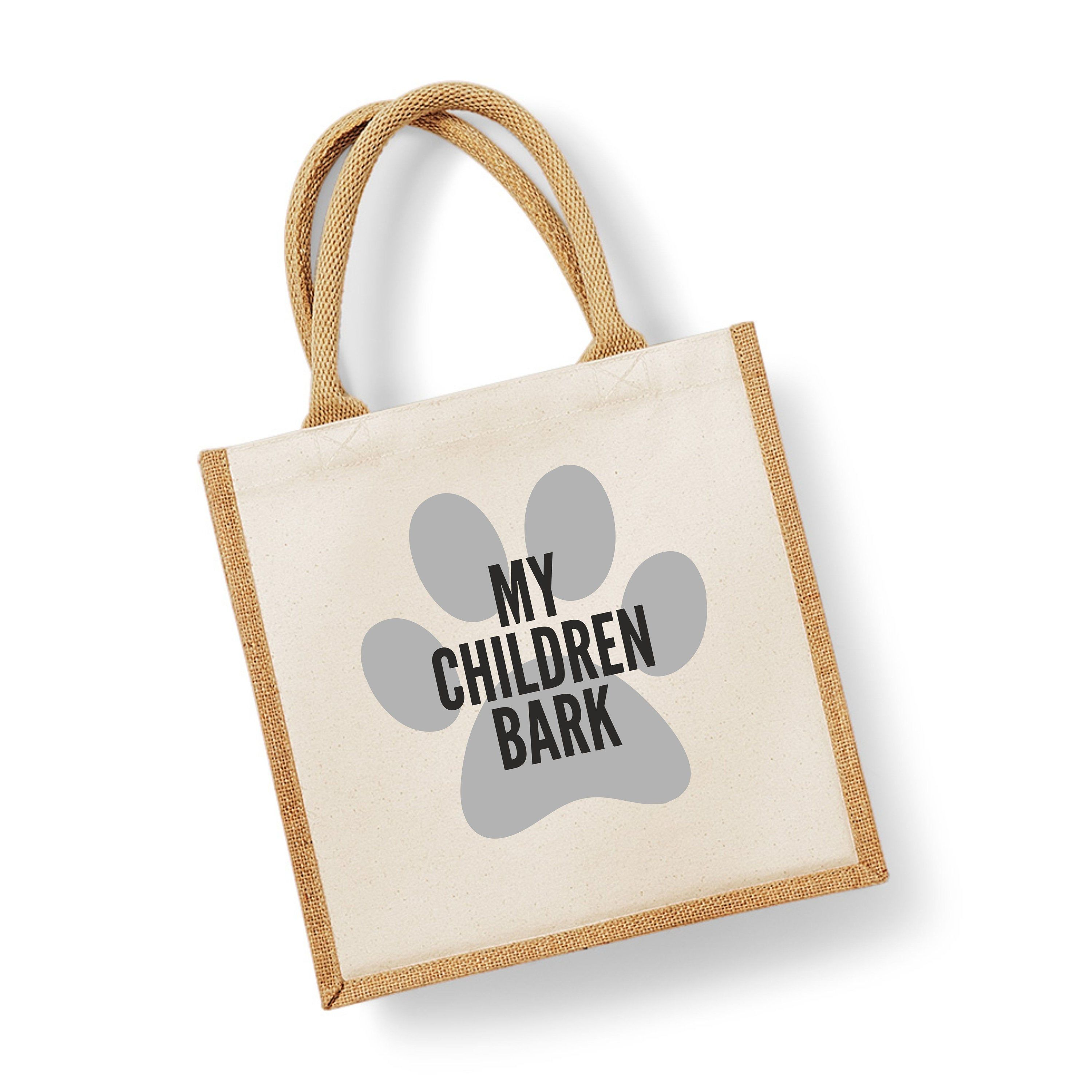 ALPHABET INITIAL LETTER A-Z  CANVAS TOTE BAG COTTON BEIGE SHOPPING BAG GIFT