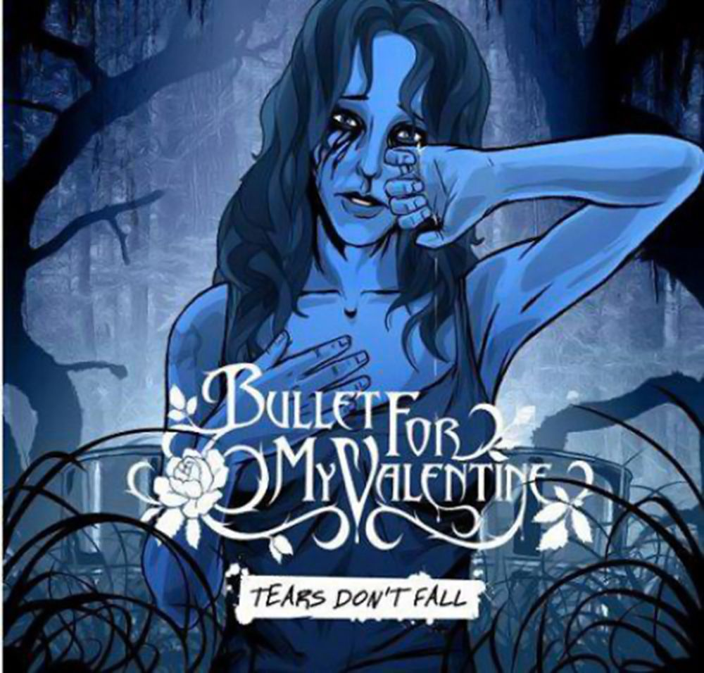 Bullet For My Valentine Tears Donu0027t Fall (Single) 2006