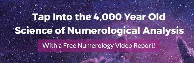 free numerology report based on date of birth 30 december