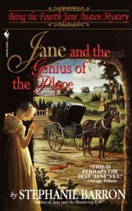 Jane And The Genius Of The Place Jane Austen Series 4 Paperback Jane Austen Mystery Book Mystery