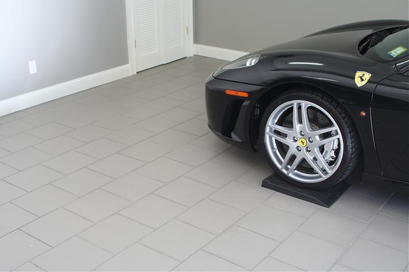 Porcelain Garage Floor Tile