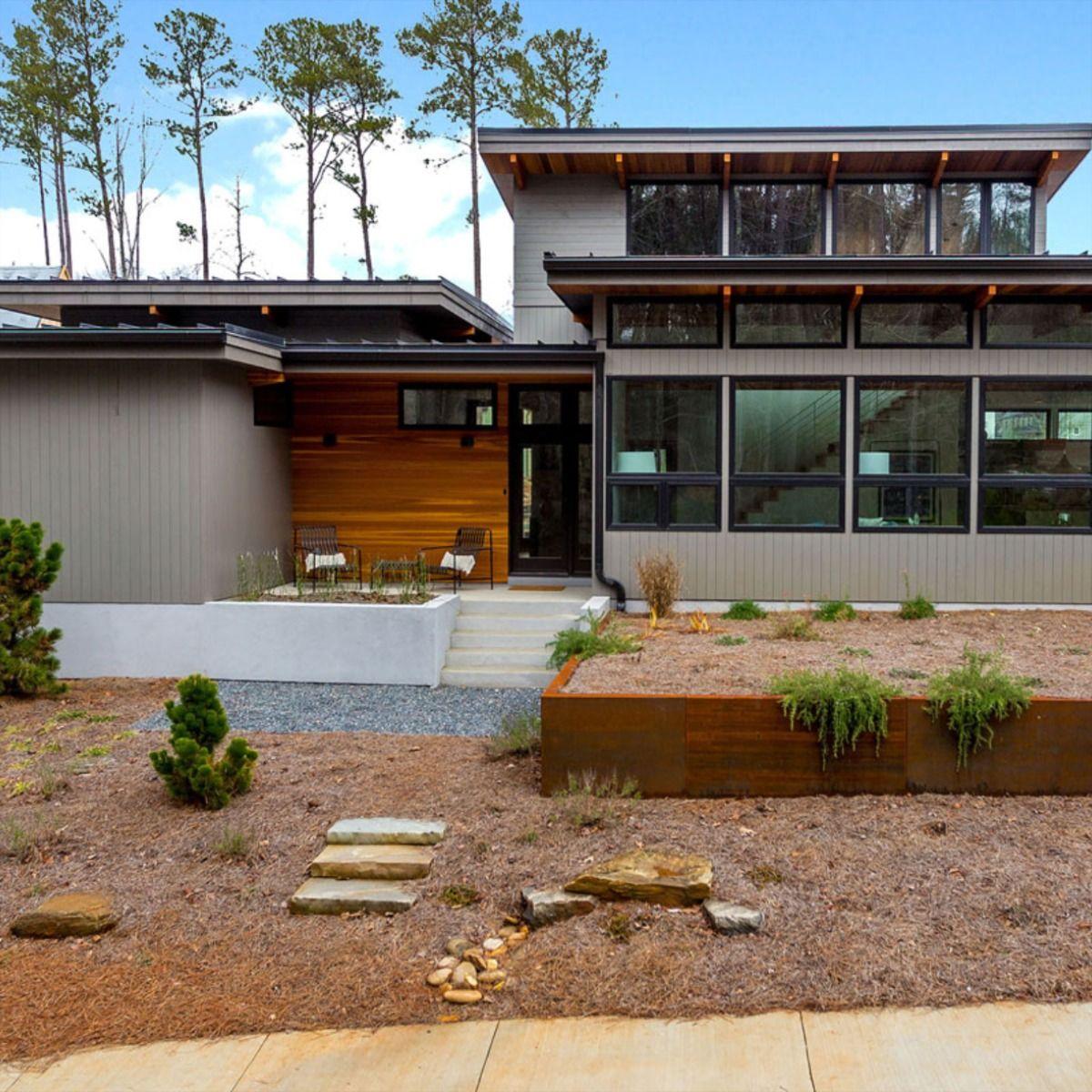 Quick Ship Home in 2020 Modern prefab homes