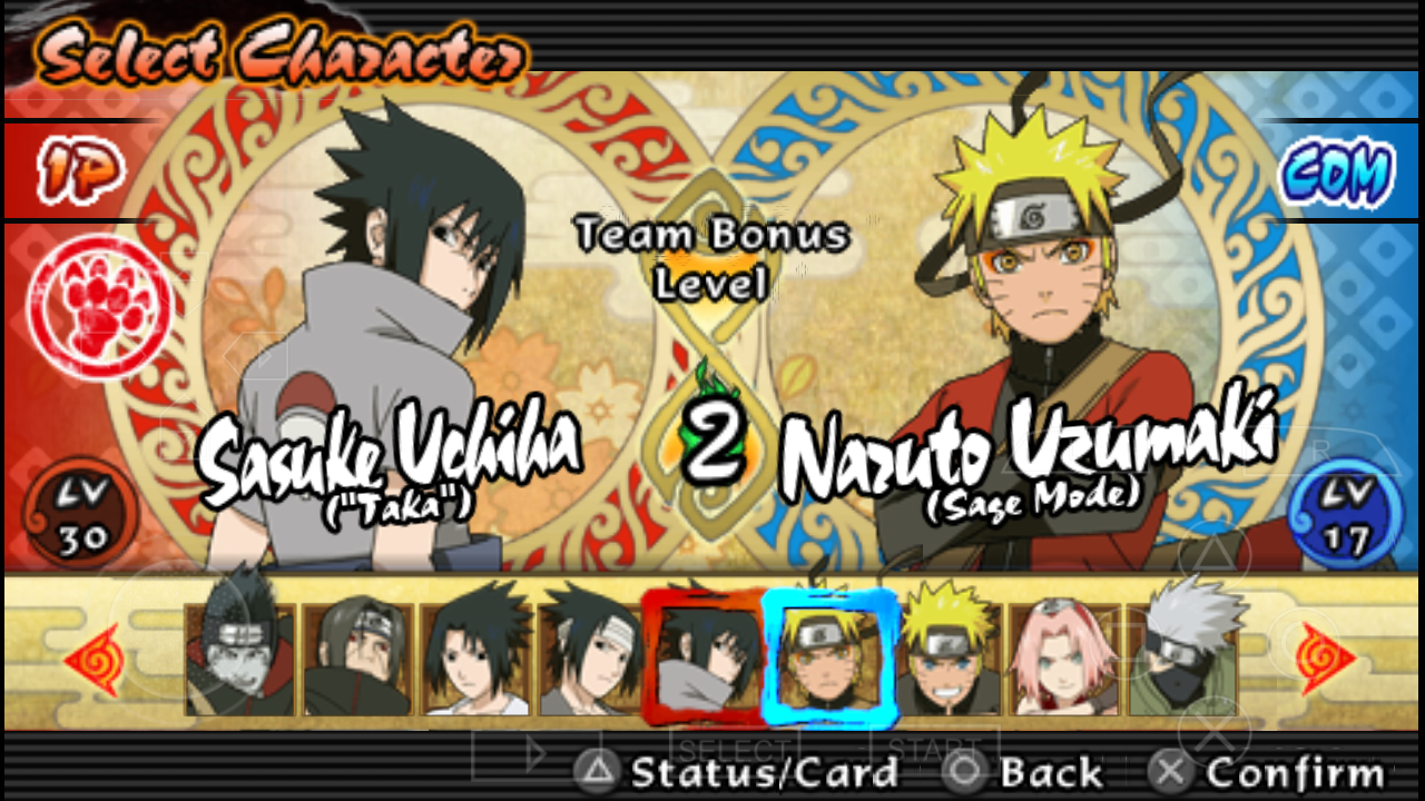 Download Naruto Shippuden Ultimate ninja impact iso