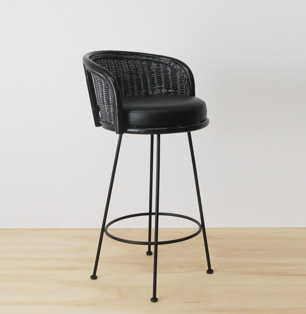 Sake Barstool Bar Stools Contemporary Furniture Furniture