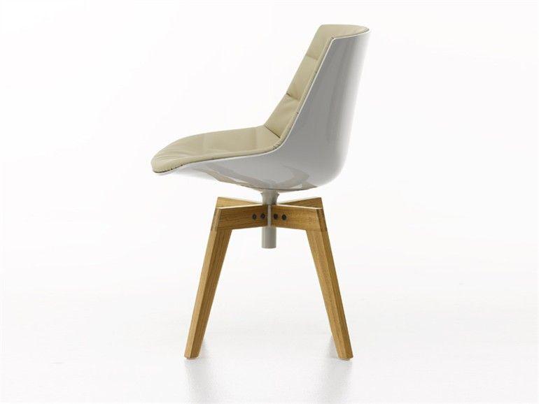 Mdf Sedie ~ Sedia flow chair collezione flow by mdf italia design jean marie